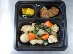 と 鶏肉と根菜の治部煮風セット 180g 盛付画像