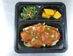 こ 国産鶏のデミソース煮セット 190g 盛付画像