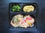 え 海老と彩り野菜の中華炒めセット 160g 盛付画像