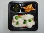 と 鶏肉のクリームシチュー煮セット 215g 盛付画像原紙