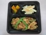 ぶ Delijus 豚肉と野菜の中華味噌炒めセット 155g 商品盛付画像