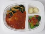 ネオリア 白身魚のハーブ入りトマトソースセット 147g 盛付画像