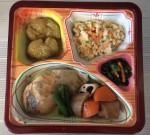 白身魚と根菜の照り煮