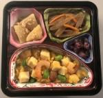 豆腐と枝豆の海老あんかけ
