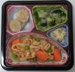 豚肉と野菜の香味甘酢ソース